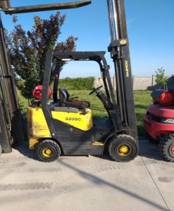 Stivuitor second hand Daewoo G 20 S