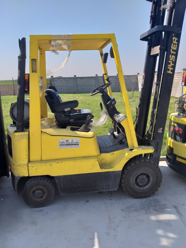 Stivuitor second-hand Hyster H 1.50 XM