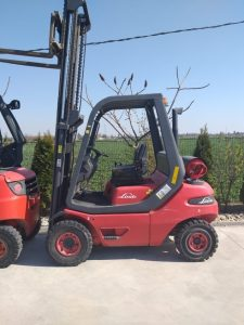 Stivuitor second hand Linde 20T