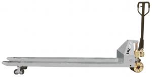 Transpalet manual Vallift furci lungi 1,5m