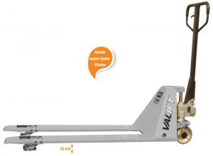 Transpalet manual garda joasa 35mm Vallift