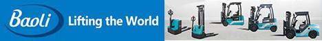Banner - Baoli Lifting the World